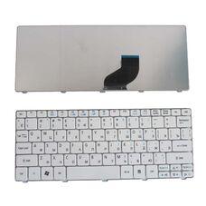 Acer Aspire One D260, Gateway LT21, RU, белая клавиатура для ноутбука