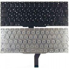 """Apple MacBook Air 11"""" A1370, A1465, RU, вертикальный Enter, черная клавиатура для ноутбука"""