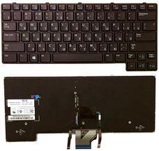 Клавиатура для ноутбука Dell E7440, E7420, E7240, ENG, черная купить по низкой цене за 6 545   тнг.