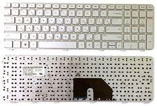 Клавиатура для ноутбука HP DV6-6000, RU, рамка, белая купить по низкой цене за 8 000   тнг.