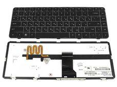 Клавиатура для ноутбука HP DM4-1000, DV5-2000 Series, RU, подсветка, черная купить по низкой цене за 6 800   тнг.