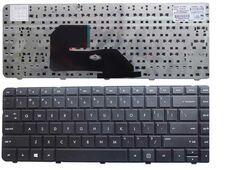 HP 242 G1, G2, ENG, черная клавиатура для ноутбука