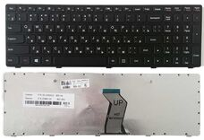 Lenovo G500, G505, G510, G700, RU, черная клавиатура для ноутбука