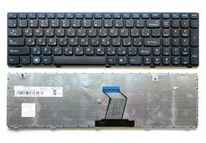 Lenovo Z580, V580, G580, RU, черная клавиатура для ноутбука