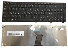 Lenovo G570, Z560, Z565, G770, Z570,  RU, черная клавиатура для ноутбука