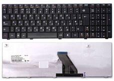 Lenovo G560, G565, RU, черная клавиатура для ноутбука