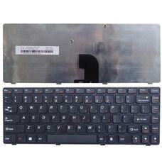 Lenovo IdeaPad G360, ENG, черная клавиатура для ноутбука