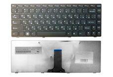 Lenovo B470, G470, V470, RU, черная клавиатура для ноутбука