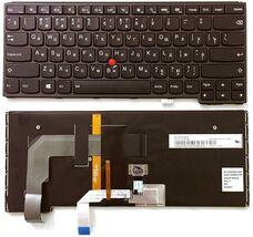 Lenovo Yoga 14, RU, подсветка, черная клавиатура для ноутбука