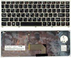 Lenovo U460, RU, серая рамка, черная клавиатура для ноутбука за 6 160 тнг.