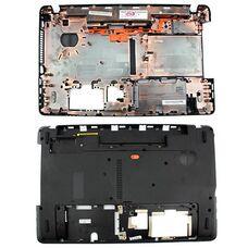 Корпус для ноутбука Acer E1-531, D часть, нижняя панель, черный
