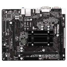 ASRock D1800M Celeron J1800 (2.41 GHz) DDR3 mATX материнская плата купить по низкой цене за 21 728   тнг.