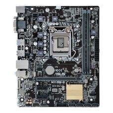 Asus H110M-K Soc-1151 iH110 DDR4 mATX материнская плата