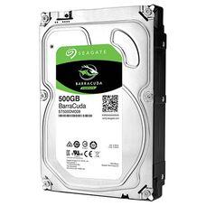 "HDD 3.5"" 500 Gb SATA Seagate ST500DM009 7200 rpm 32Mb жесткий диск для компьютера"