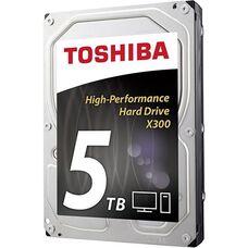 "HDD 3.5"" 5000 Gb SATA Toshiba X300 HDWE150EZSTA 7200 rpm 128Mb жесткий диск для компьютера"