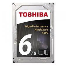 "HDD 3.5"" 6000 Gb SATA Toshiba X300 HDWE160EZSTA 7200 rpm 128Mb жесткий диск для компьютера купить по низкой цене за 73 150   тнг."