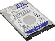 """HDD 2.5"""" 500 Gb SATA WD WD5000LPCX Blue 5400 rpm 16Mb жесткий диск для ноутбука"""