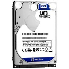 """HDD 2.5"""" 1000 Gb SATA WD WD10JPVX Blue 5400 rpm 8Mb жесткий диск для ноутбука"""