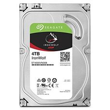 "HDD 3.5"" 4000 Gb SATA Seagate IronWolf ST4000VN008 5900 rpm 64Mb жесткий диск для компьютера купить по низкой цене за 51 590   тнг."