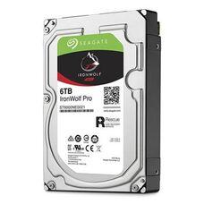 "HDD 3.5"" 6000 Gb SATA Seagate IronWolf PRO ST6000NE0021 7200 rpm 256Mb жесткий диск для компьютера"