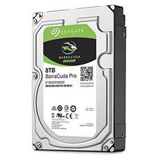 "HDD 3.5"" 8000 Gb SATA Seagate Barracuda PRO ST8000DM005 7200 rpm 256Mb жесткий диск для компьютера купить по низкой цене за 123 840   тнг."