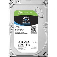 "HDD 3.5"" 1000 Gb SATA Seagate SkyHawk ST1000VX005 5900 rpm 64Mb жесткий диск для компьютера"