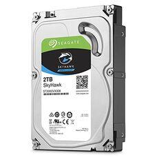 "HDD 3.5"" 2000 Gb SATA Seagate SkyHawk ST2000VX008 5900 rpm 64Mb жесткий диск для компьютера за 28 600 тнг."