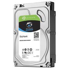 "HDD 3.5"" 10000 Gb SATA Seagate SkyHawk ST10000VE0008 7200 rpm 256Mb жесткий диск для компьютера за 135 520 тнг."