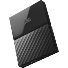 "1000GB HDD Western Digital My Passport WDBBEX0010BBK-EEUE 2.5"", USB 3.0, внешний жесткий диск"