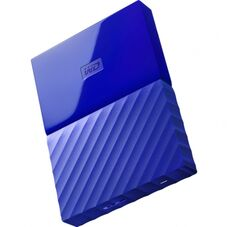 "4000GB HDD Western Digital My Passport WDBUAX0040BBL-EEUE 2.5"", USB 3.0, внешний жесткий диск"