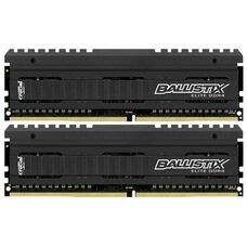 Crucial 16GB KIT (2x8Gb) DDR4 2666Mhz PC4-21300 Ballistix Elite BLE2C8G4D26AFEA оперативная память за 35 200 тнг.