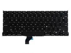 """Apple MacBook PRO 13"""" A1502, горизонтальный Enter RU, черная клавиатура для ноутбука"""