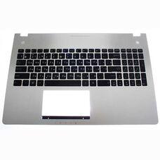 Корпус для ноутбука Asus N56, часть С, Ru, серебро за 7 480 тнг.