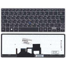 Toshiba Portege Z30, RU, серая клавиатура для ноутбука за 6 160 тнг.