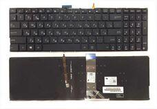 Клавиатура для ноутбука Asus K501, RU, подсветка, черная купить по низкой цене за 10 476   тнг.