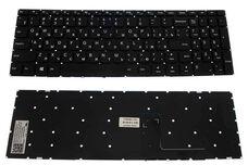 Lenovo IdeaPad 110-15IBR, RU, черная клавиатура для ноутбука