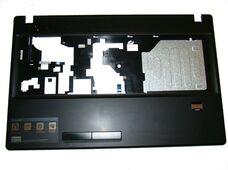 Корпус для ноутбука Lenovo G585, С часть, рамка клавиатуры, черный