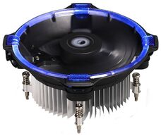 ID-Cooling DK-03 Halo LED BLUE охлаждение для процессора купить по низкой цене за 3 600   тнг.