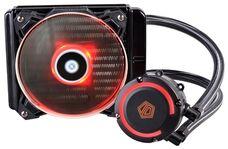 ID-Cooling AURAFLOW 120 LED  водянное охлаждение для процессора купить по низкой цене за 26 800   тнг.
