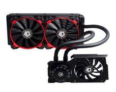 VGA ID-Cooling FROSTFLOW 240G  водянное охлаждение для процессора купить по низкой цене за 32 895   тнг.