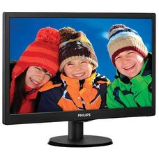 "21.5"" PHILIPS 223V5LHSB 1xD-Sub 1xHDMI 1920x1080 LED монитор"