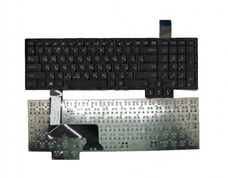 Клавиатура для ноутбука Asus G750, G750j, G750jh Ru, черная