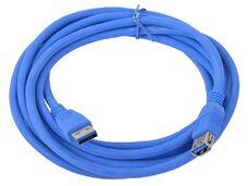 Кабель USB 3.0 AM-AF удлинитель с фильтром для USB устройств (3м)