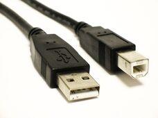 Кабель USB 2.0 A-B  Defender USB04-06 для принтера, модема (1,8м)