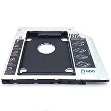 Адаптер ODD для второго жесткого диска в ноутбуке SATA 12,7мм