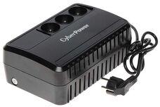 CyberPower BU600E, выходная мощность 600VA/360W, AVR ИБП