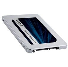 """250GB SSD Crucial MX500 2.5"""", SATA III, твердотельный диск купить по низкой цене за 22 833   тнг."""