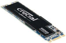 500GB SSD Crucial MX500, M.2 SATA, твердотельный диск купить по низкой цене за 28 800   тнг.