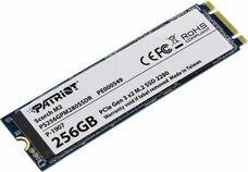 256GB SSD Patriot SCORCH M.2 PS256GPM280SSDR, PCIe  твердотельный диск купить по низкой цене за 18 400   тнг.