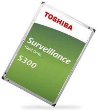 "HDD 3.5"" 4000 Gb SATA Toshiba S300 HDWT140UZSVA 5400 rpm 128Mb жесткий диск для компьютера за 47 520 тнг."